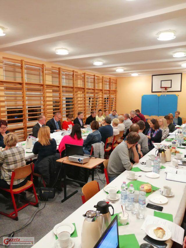 Rogalin: wspólne posiedzenie komisji