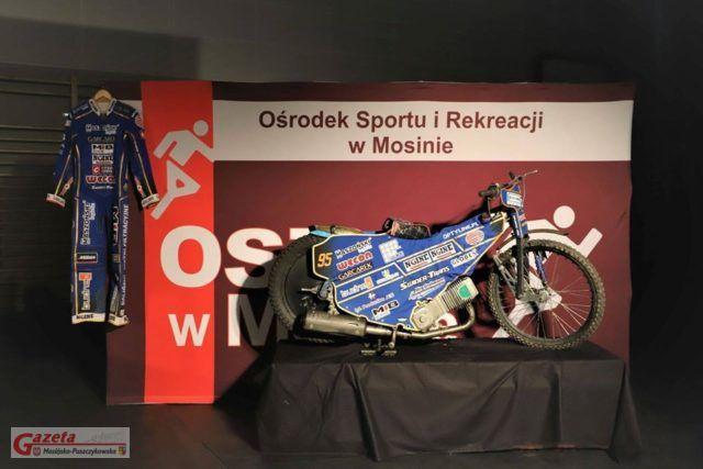 motocykl Bartosza Zmarzlika