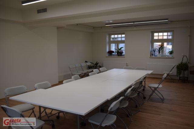 willa Mimoza w Puszczykowie - sala konferencyjna