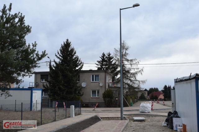 ulica Brzechwy w Mosinie