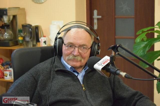 Andrzej Walter, były leśniczy obwodu Górka
