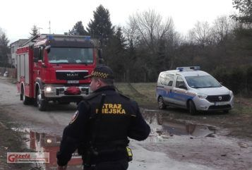 służby - straż miejska i straż pożarna