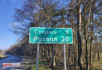 Czapury 8 km