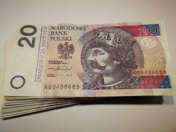 banknot dwudziestozłotowy (20 zł)