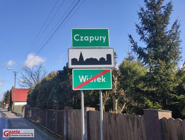 znak Czapury