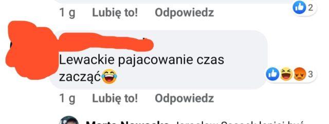 komentarz fb