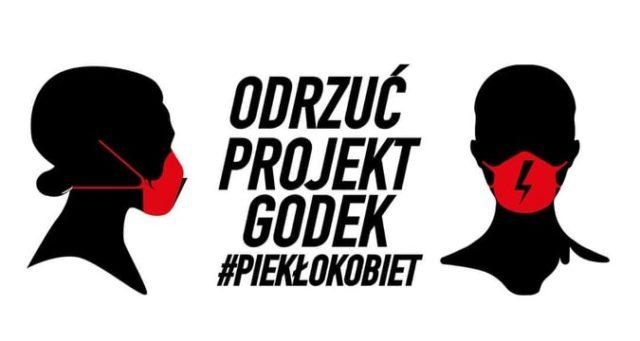 Odrzuć projekt Godek
