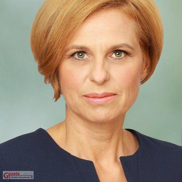 Burmistrz Miasta Luboń Małgorzata Machalska