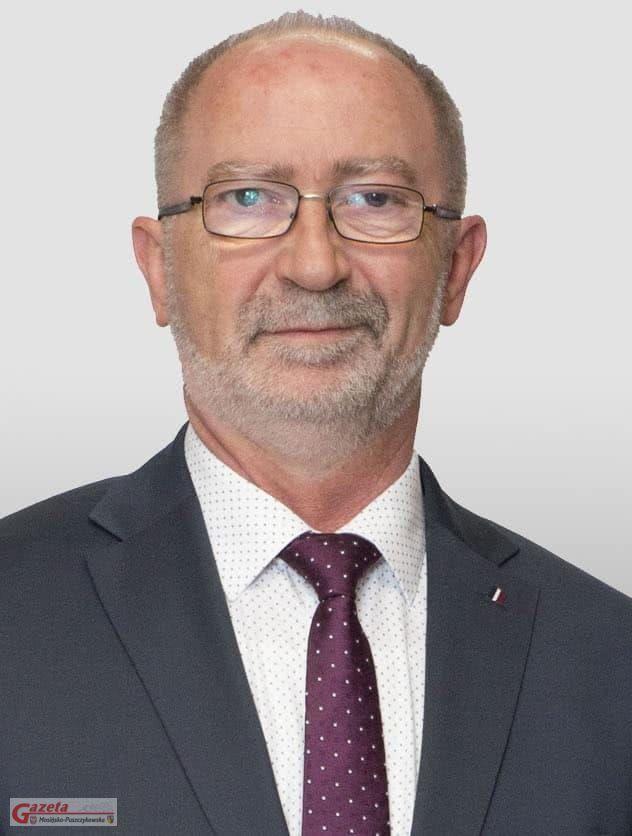 Jan Broda wójt gminy Komorniki