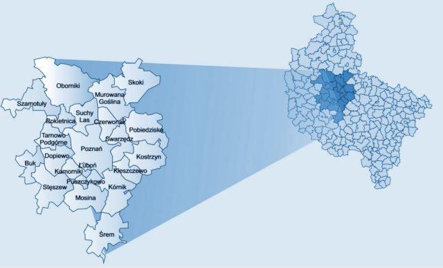 Metropolia Poznań - Wspólnie tworzymy rozwiązania