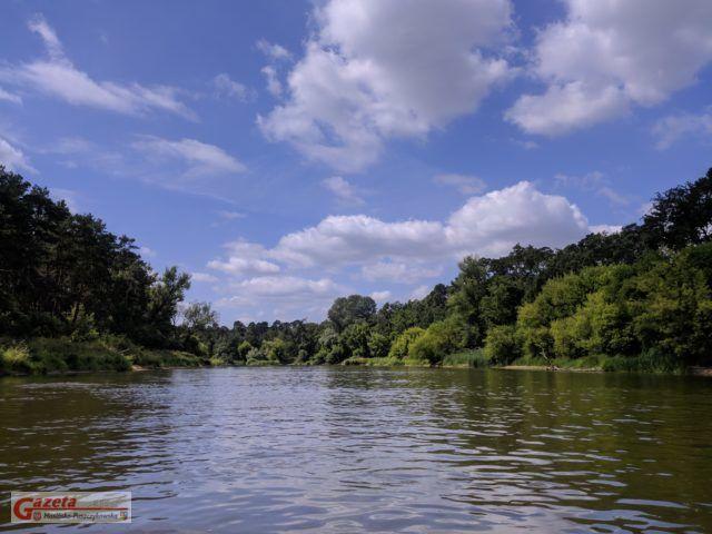 Rzeka Warta (odcinek Puszczykowo-Czapury)