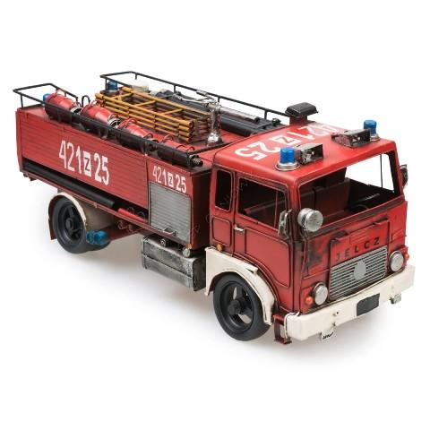 skradziony przedmiot - replika wozu strażackiego
