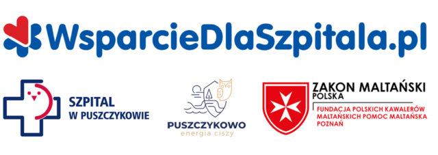 Wsparcie dla Szpitala - logo
