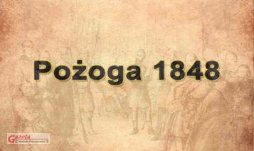 Pożoga 1848