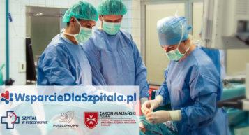 Personel - Szpital w Puszczykowie - wspracie dla szpitala