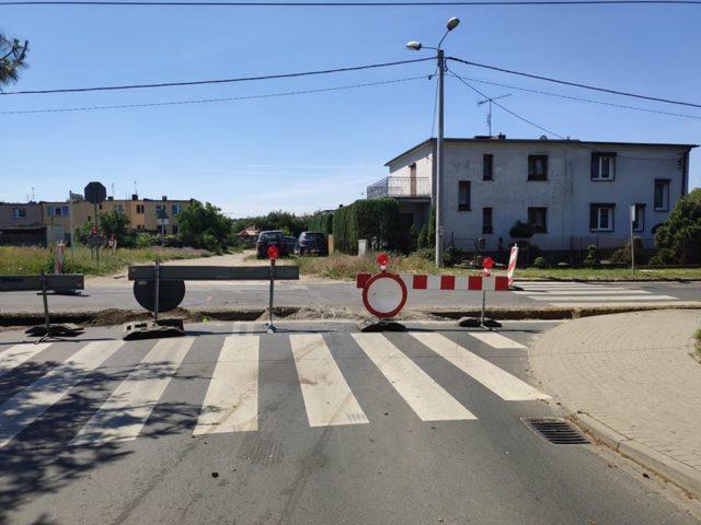 Rozpoczęto przebudowę ul. Sowinieckiej w Mosinie
