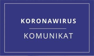 koronawirus komunikat