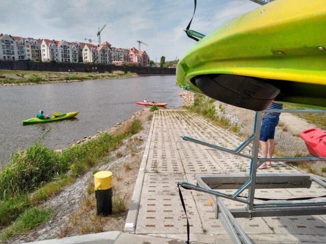 Ostrów Tumski - Meta spływu w Poznaniu