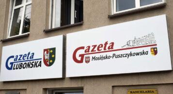 Logo GMP i GL - Redakcja