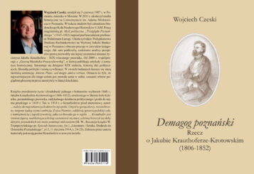 "Książka ""Demagog poznański"""