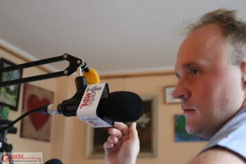 """Wojciech Czeski autor książki """"Demagog poznański"""""""