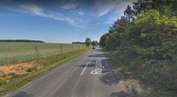 Trasa Mosina - Kórnik (google maps)