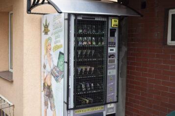 Automat z produktami na bazie CBD w Mosinie