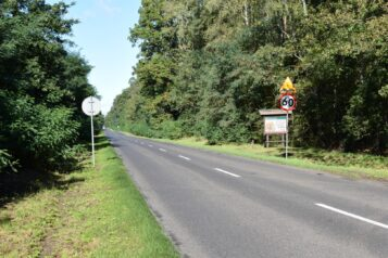 Droga Mosina - Żabinko