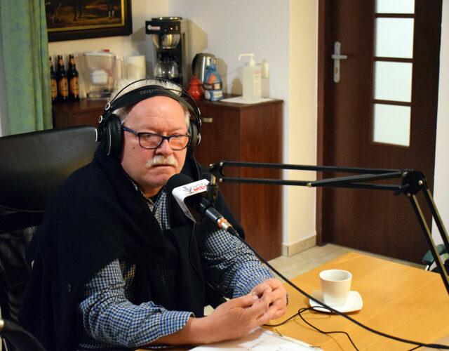 Konrad Tuszewski - audycja