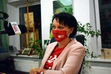 Monika Kujawska Lider Szlachetnej Paczki
