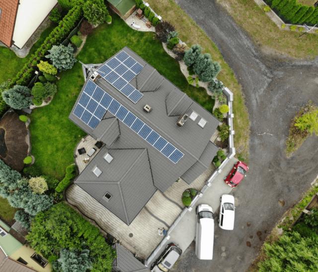panele słoneczne
