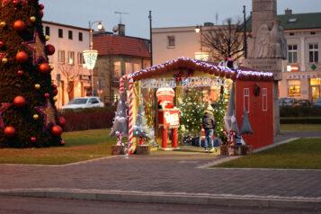 Domek Świętego Mikołaja w Mosinie