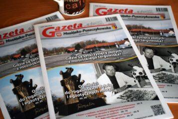 Styczniowe wydanie Gazety Mosińsko-Puszczykowskiej - 2021