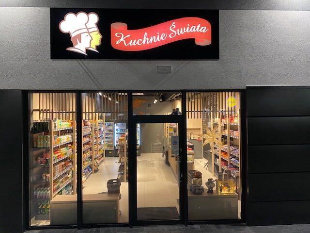 Centrum Handlowe Łęczyca - KUCHNIE ŚWIATA