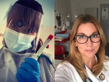 Doktor Ilona Małecka i Doktor Poziomka