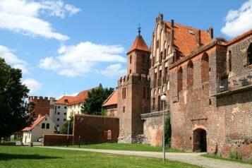 Toruń - mury