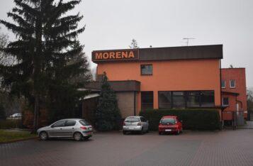 Hotel Morena w Mosinie