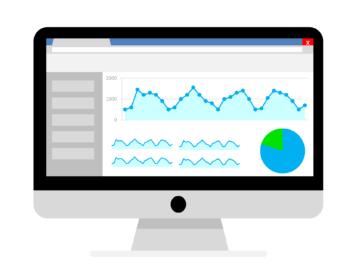 Analityka - ikona ekranu