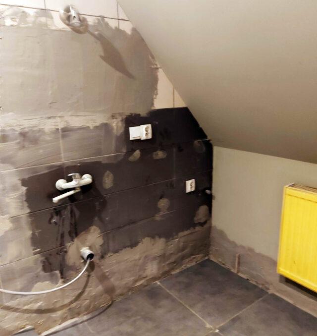 Łazienka do remontu - pomoc dla Patryka i Bartka z Mosiny