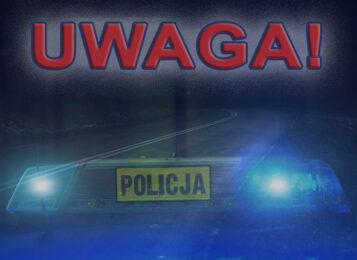 Uwaga! Fałszywi policjanci na trasie Mosina - Puszczykowo