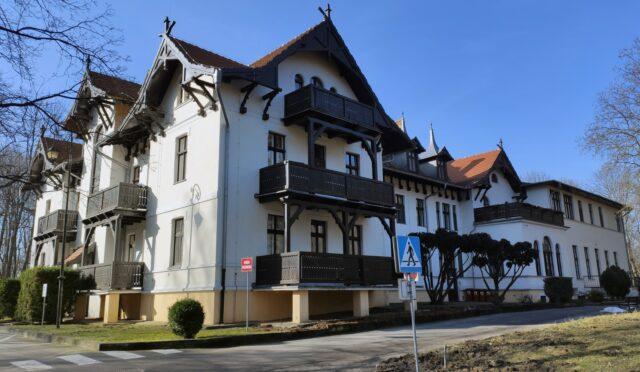 Szpital w Ludwikowie (Wojewódzki Specjalistyczny Szpital Gruźlicy i Chorób Płuc im. St. Staszica)