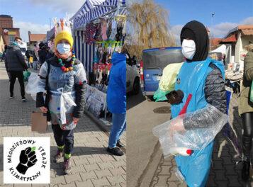 Młodzieżowy Strajk Klimatyczny - Mosina 28 luty 2021