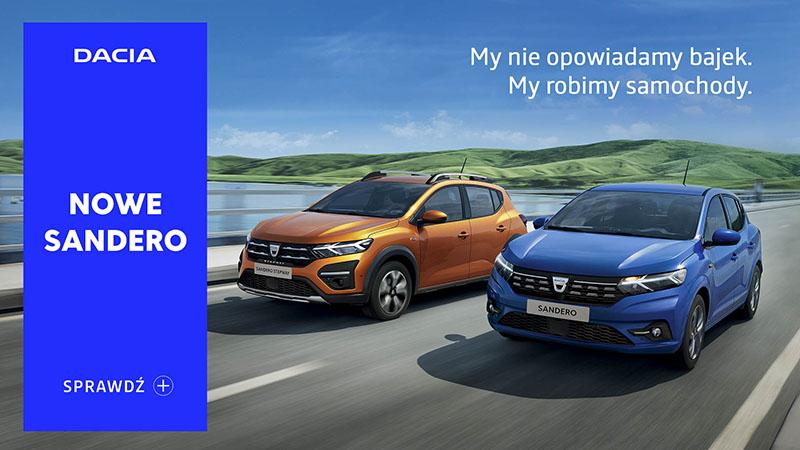 Auto Compol - Dacia Sandero