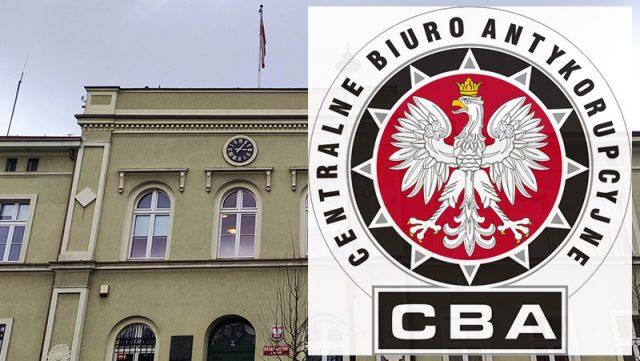 Urząd Miejski w Mosinie - CBA