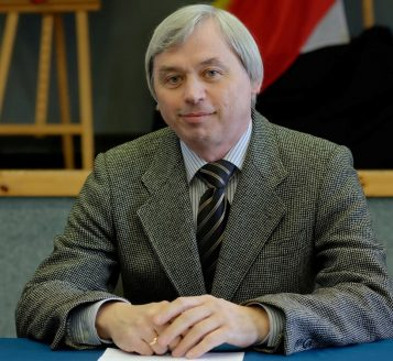Andrzej Raźny, radny Rady Miejskiej w Mosinie, przewodniczący komisji rewizyjnej