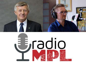 """Gościem audycji """"wywiadówka"""" był radny Marek Samulczyk"""