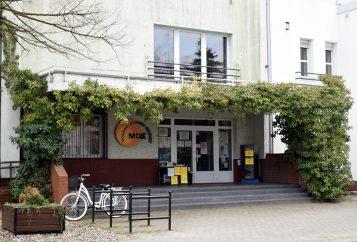 Budynek MOK - Miejski Ośrodek Kultury w Mosinie