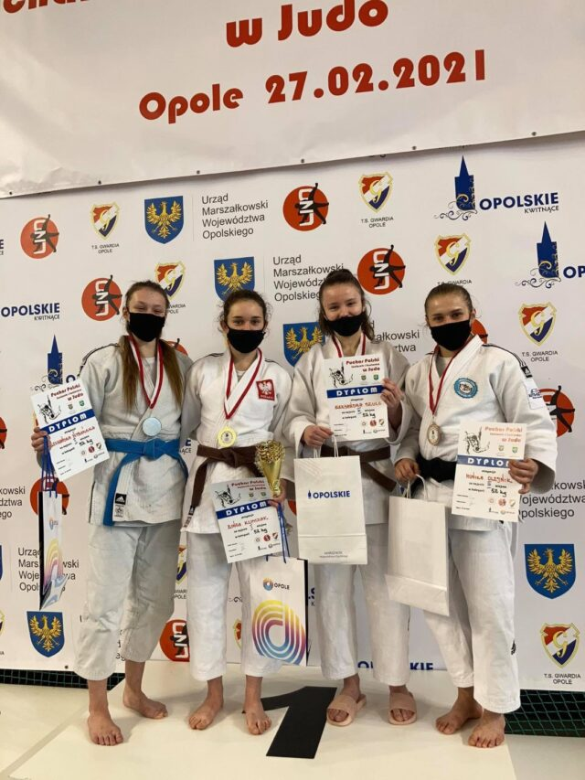 Akademia Judo - Puchar Polski Juniorek i Juniorów w Opolu