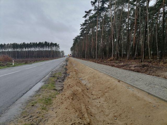 rozbudowa DW 431 na odcinku Świątniki – Mieczewo