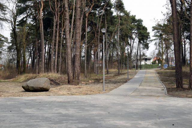 Park Strzelnica w nowej odsłonie